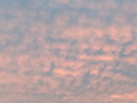 Wolken im Morgenrot (c)Wostal