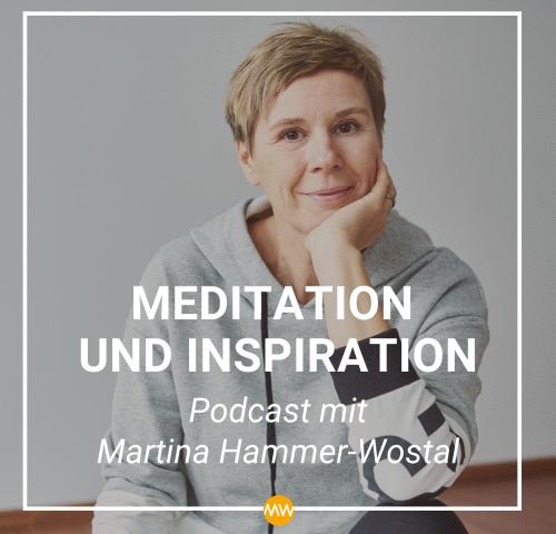 Titelbild zu Podcast Meditation und Inspiration