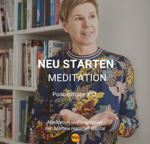 Meditation für neu starten